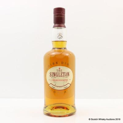 Singleton of Auchroisk 20th Anniversary 20 Year Old 75cl
