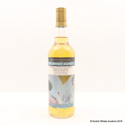 Caperdonich 1991 22 Year Old Whisky Agency