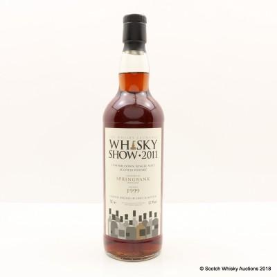 Springbank 1999 Whisky Show 2011