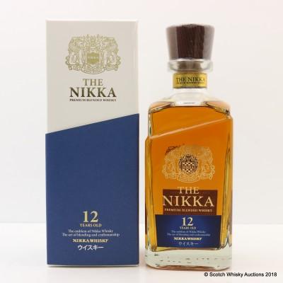 Nikka 12 Year Old
