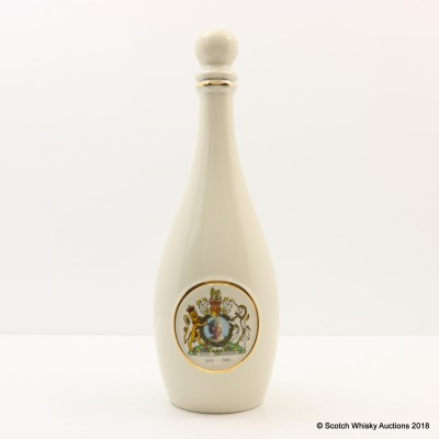 Rutherford's Ceramics To Celebrate 50 Years of Her Majesty The Queen 50cl