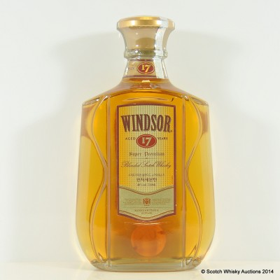 Windsor Super Premium 17 Year Old 50cl