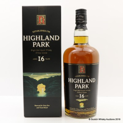 Highland Park 16 Year Old Old Style 1L