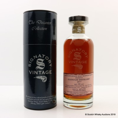 Glenugie 1977 32 Year Old Signatory