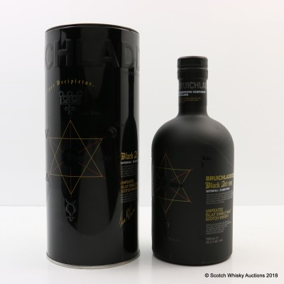 Bruichladdich Black Art 1990 23 Year Old Edition 4.1
