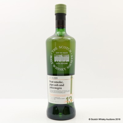 SMWS 3.309 Bowmore 2004 13 Year Old
