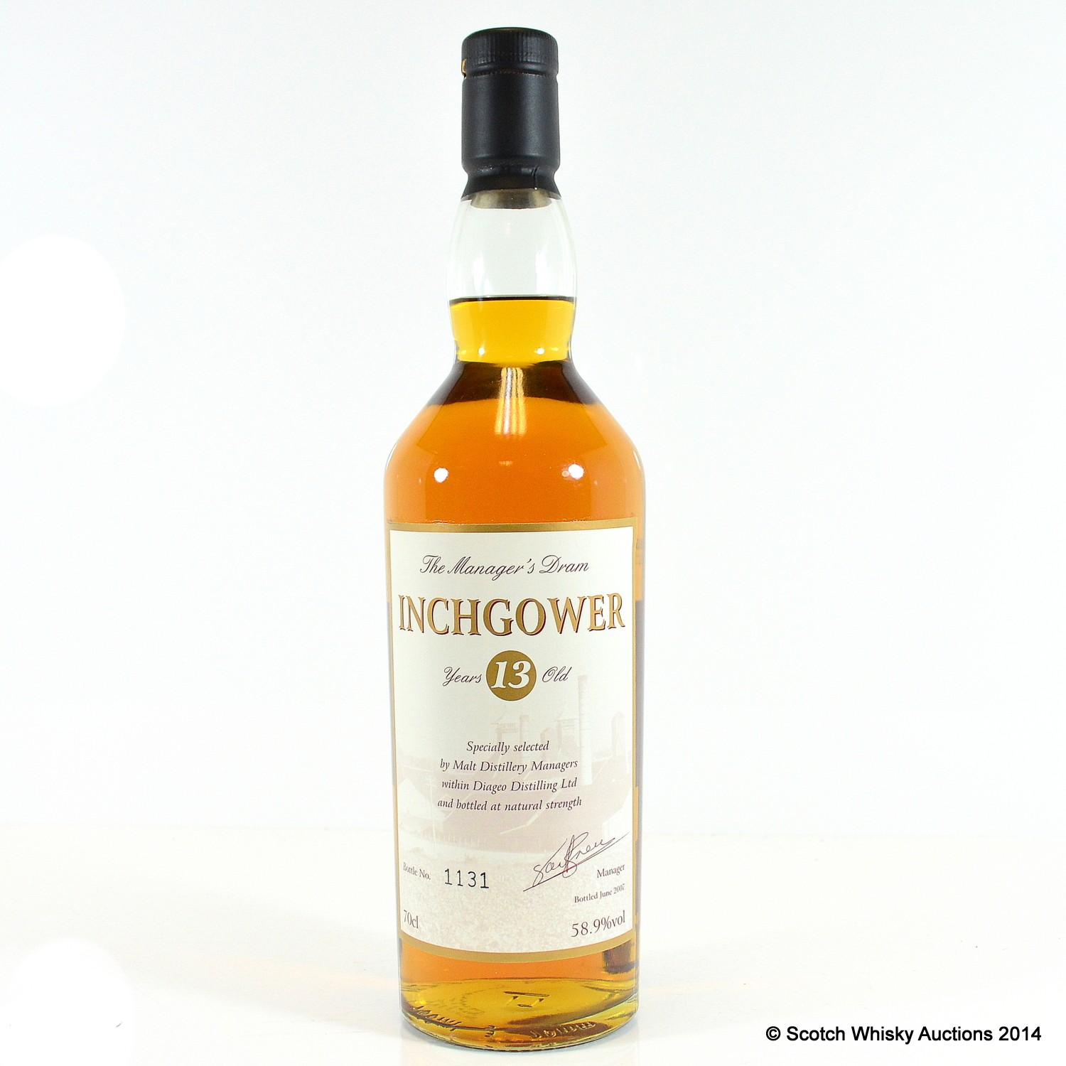 Scotch Whisky Auctions The 37th Auction Manager 39 S Dram