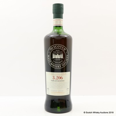 SMWS 3.206 Bowmore 1997 15 Year Old