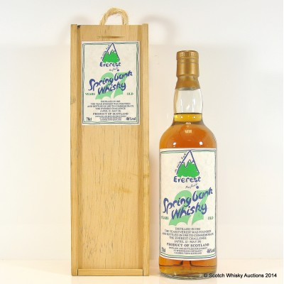 Springbank Everest Challenge 1965 27 Year Old