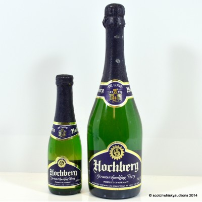 Hochberg German Sparkling Perry 75cl & 20cl