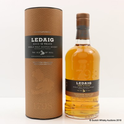 Ledaig 13 Year Old Amontillado Cask Finish