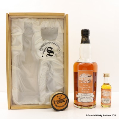 Glenugie 1978 19 Year Old Silent Stills Signatory & Matching Mini 5cl
