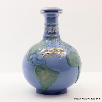 Glenturret 25 Year Old Ceramic Wade Decanter