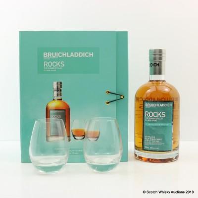 Bruichladdich Rocks & Glasses Set