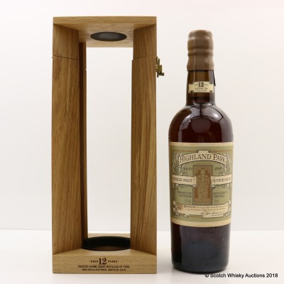 Highland Park 12 Year Old Saint Magnus