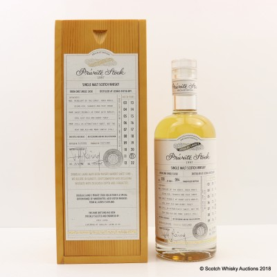 Ledaig 1997 21 Year Old Private Stock