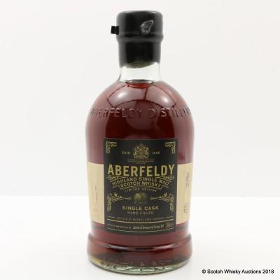 Aberfeldy Hand Filled Single Cask #20658