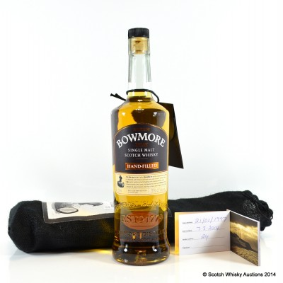 Bowmore Hand Filled 4th Edition