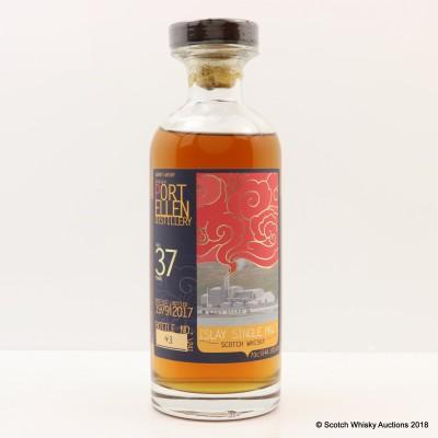 Port Ellen 1979 37 Year Old Goren's Whisky