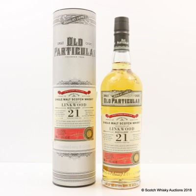 Linkwood 1995 21 Year Old Old Particular