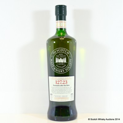 SMWS 127.23 Port Charlotte 2002 9 Year Old