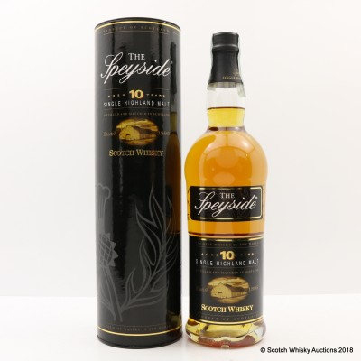 Speyside 10 Year Old