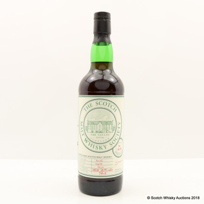 SMWS 10.59 Bunnahabhain 1987 16 Year Old
