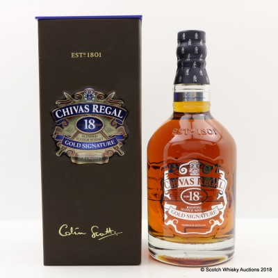 Chivas Regal 18 Year Old 75cl