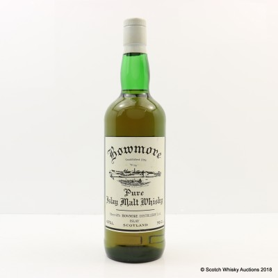 Sherriff's Bowmore Reproduction 1996 75cl