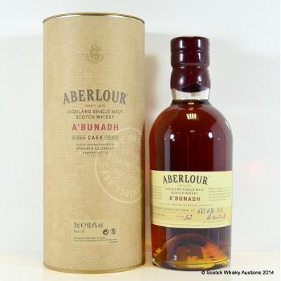 Aberlour A'Bunadh Batch #32
