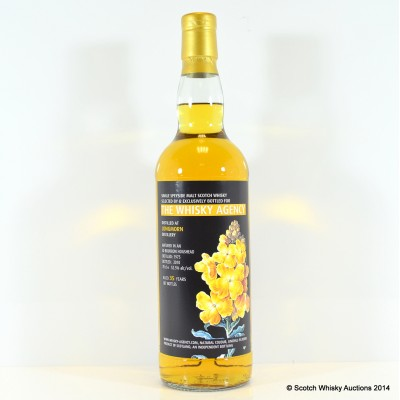 Longmorn 1975 35 Year Old The Whisky Agency
