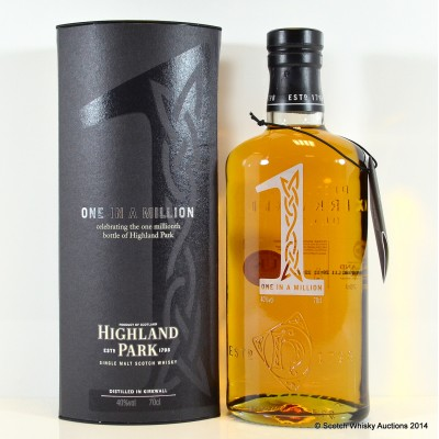 Highland Park One In A Million