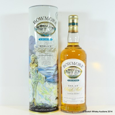 Bowmore Legend Of The Princess Giant