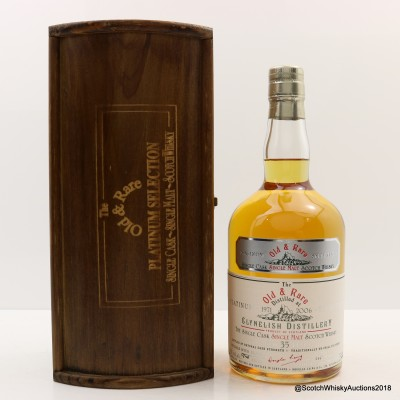 Clynelish 1971 35 Year Old Old & Rare