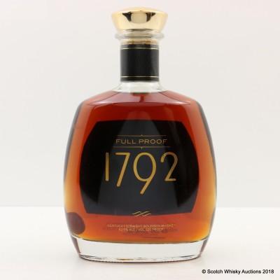 1792 Full Proof 75cl