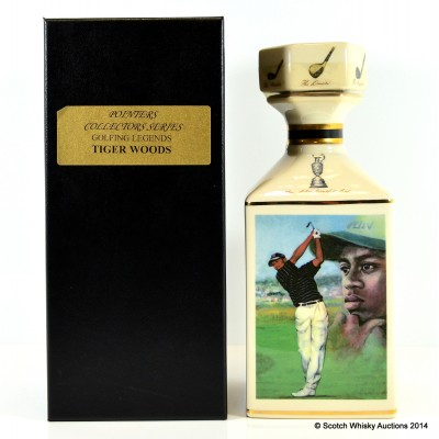 Pointer's Tiger Woods Golfing Legends Series
