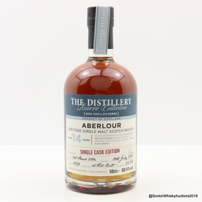 Aberlour 2004 14 Year Old Distillery Reserve Collection 50cl