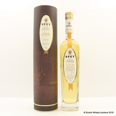 Speyside Fumare Limited Release