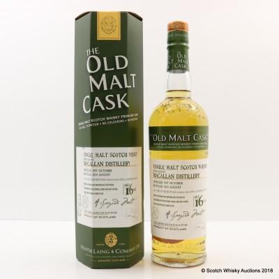 Macallan 1997 16 Year Old Old Malt Cask