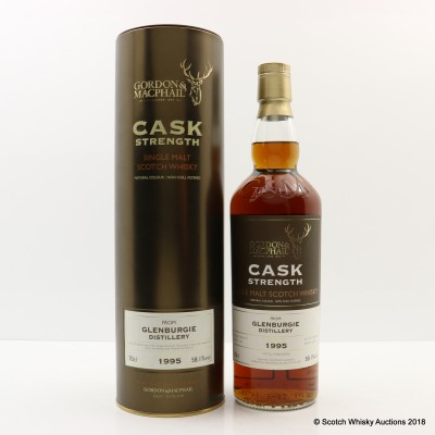 Glenburgie 1995 Cask Strength Gordon & MacPhail