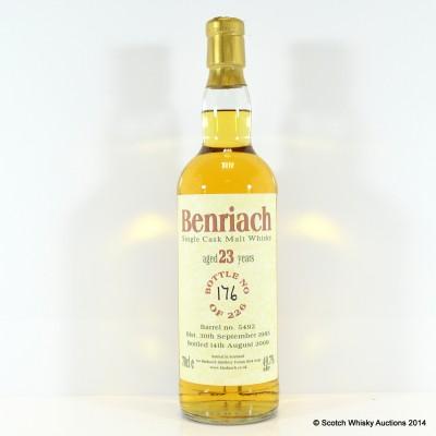 Benriach 23 Year Old Bladnoch Forum