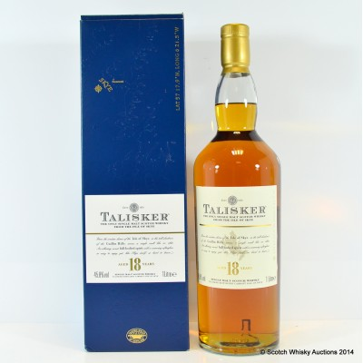 Talisker 18 Year Old 1L