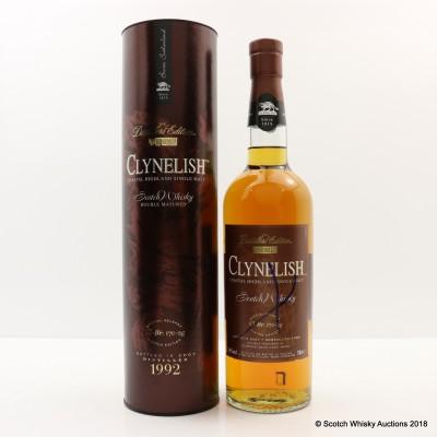Clynelish 1992 Distillers Edition