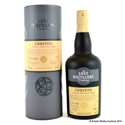Gerston The Lost Distillery Company