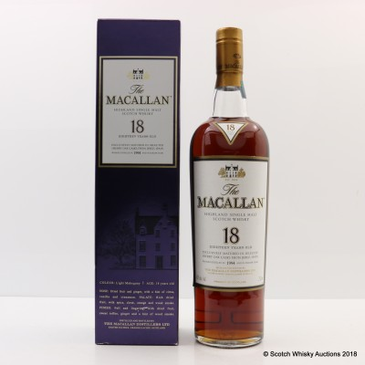 Macallan 18 Year Old 1994 75cl