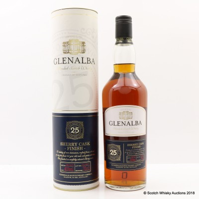 Glenalba 25 Year Old