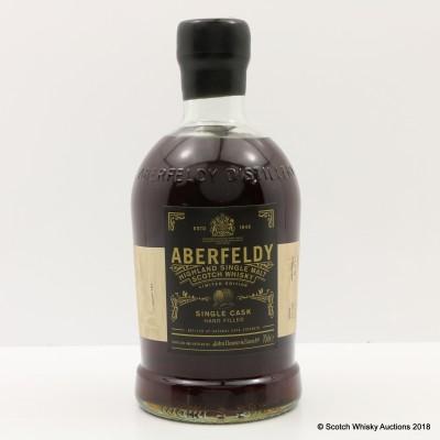 Aberfeldy 1999 Hand Filled Single Cask #3