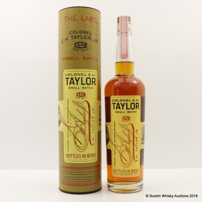 Colonel E.H Taylor Small Batch Kentucky Bourbon 75cl