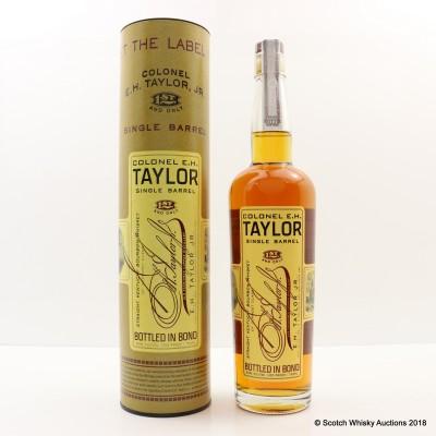 Colonel E.H Taylor Single Barrel Kentucky Bourbon 75cl