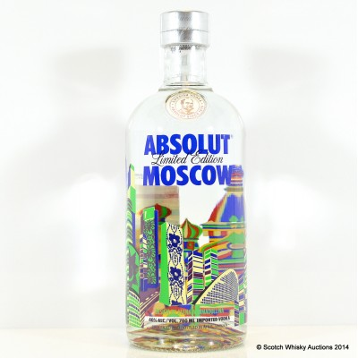 Absolut Moscow Edition
